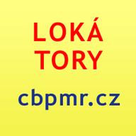 Lokátorka - aplikace cbpmr.cz
